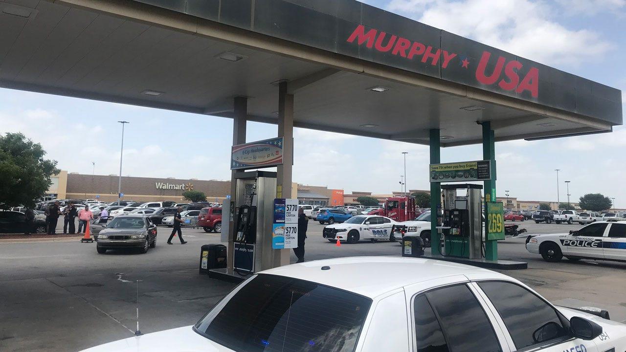 Owasso Officer Injured During Walmart Incident