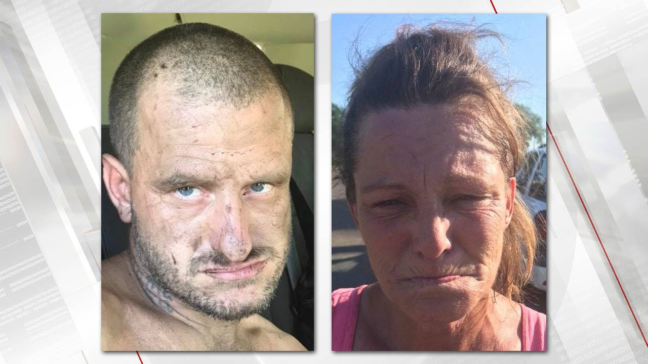 Two Arrested After Haskell County Burglary