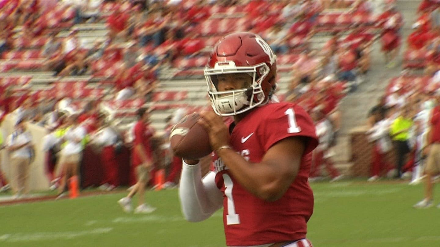 OU Quarterback Drafted 9th Overall In MLB Draft