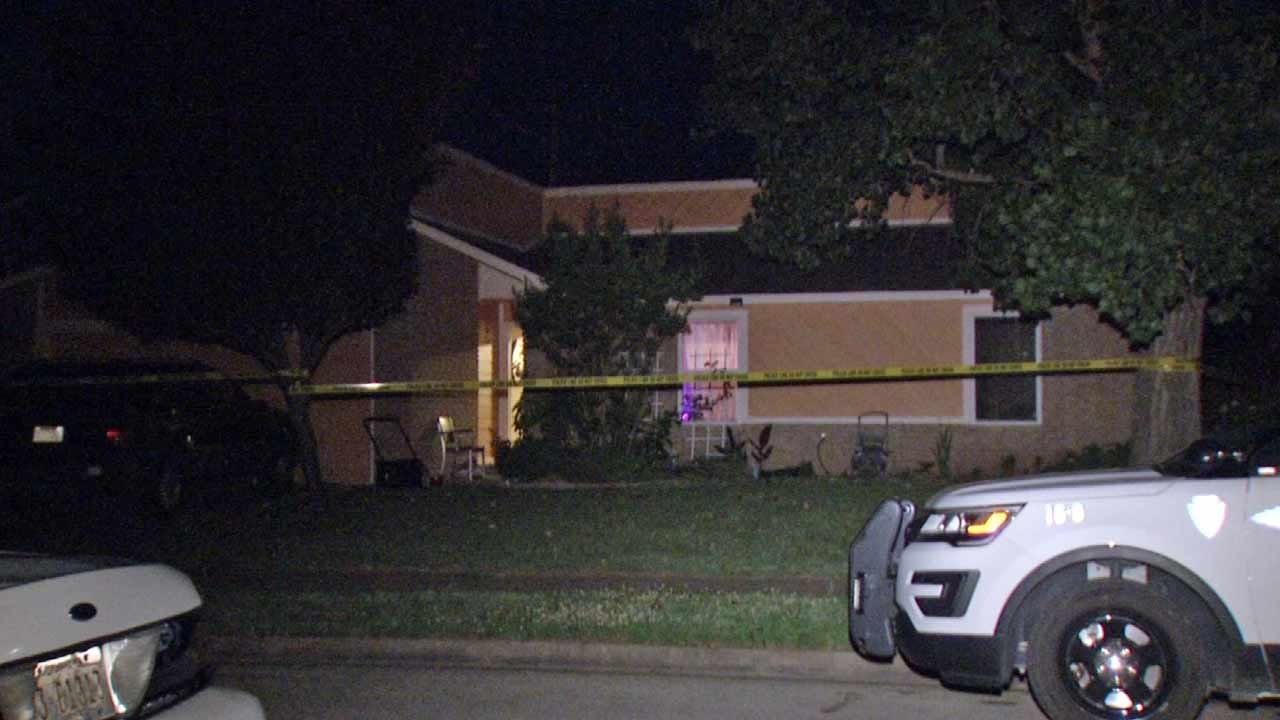 Police Investigating Possible Murder-Suicide Of Owasso Couple