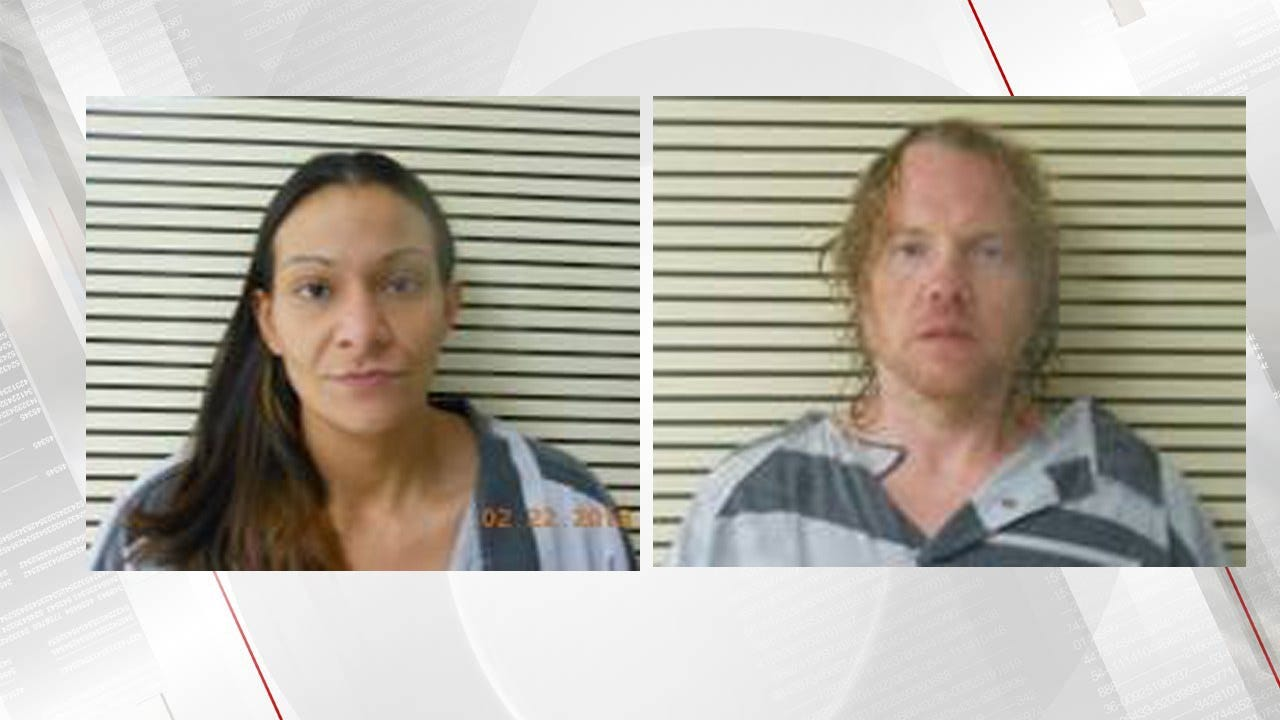 Traffic Stop Leads To Drug Bust In Wagoner County