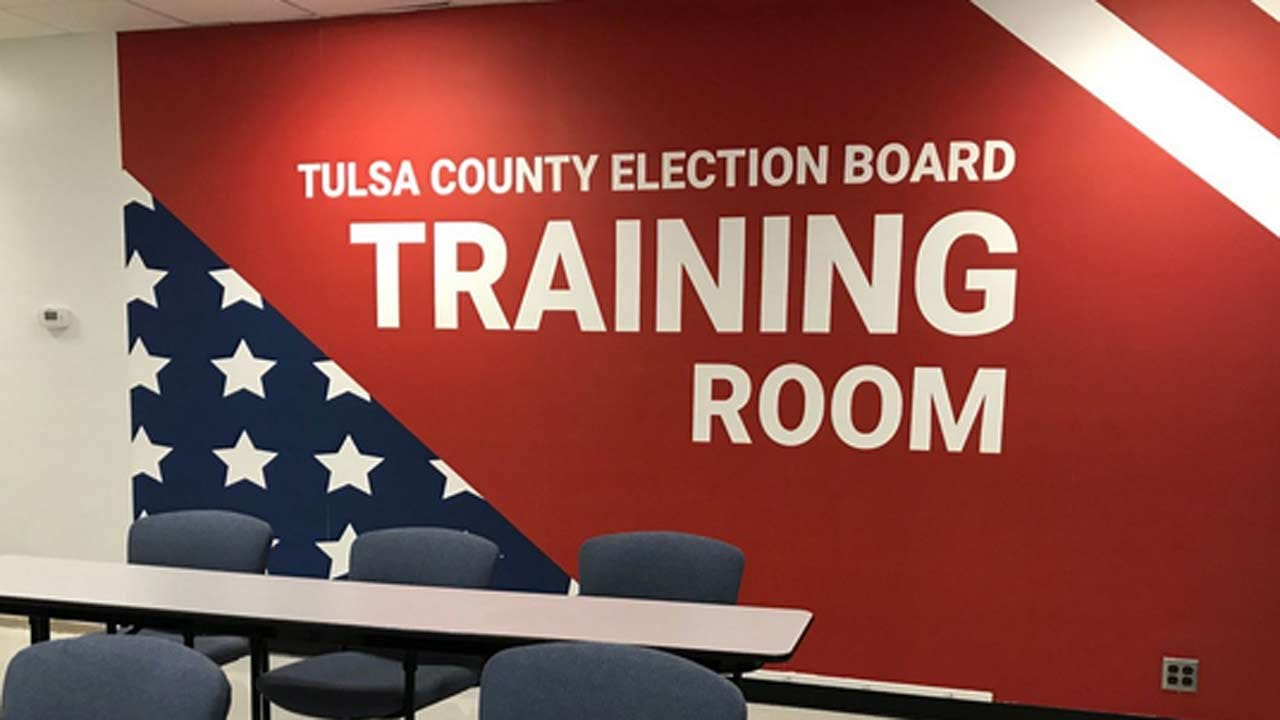 Tulsa County Residents Respond To Call For Precinct Workers
