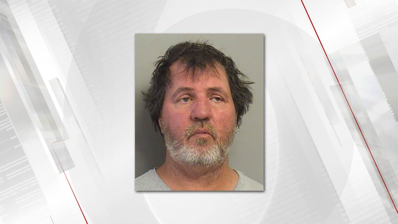 Tulsa Man Wanted For Being Naked In Houston Area Stores Arrested