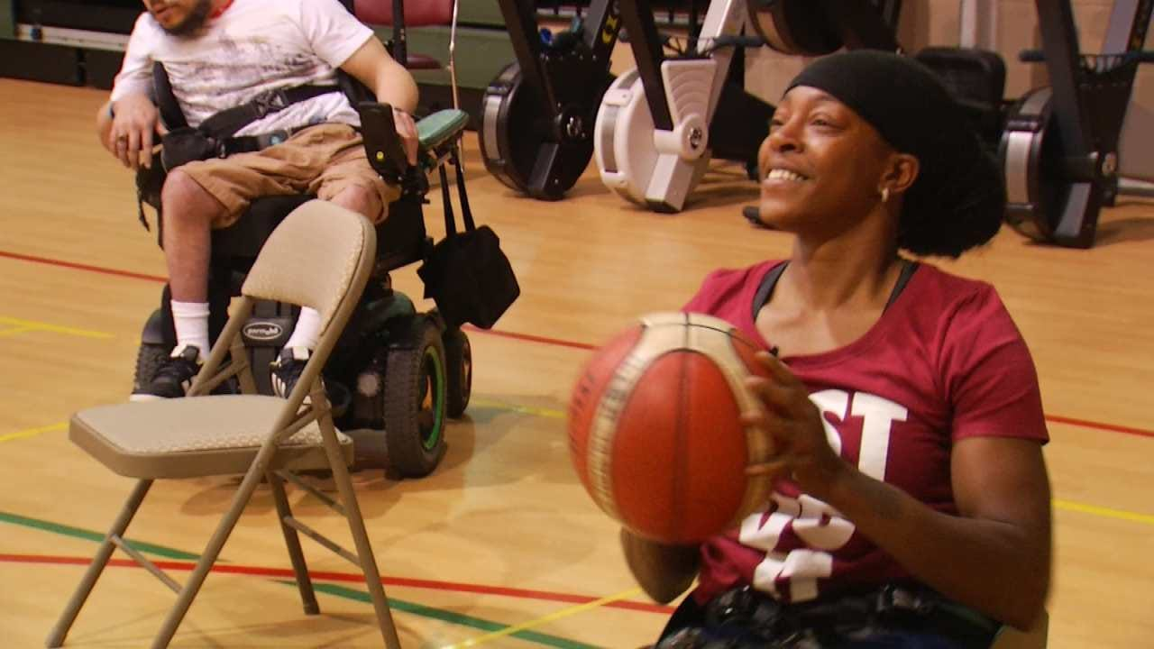 Tulsa Mother Shot, Told She Wouldn't Walk Again, Now Competing For Team USA Spot
