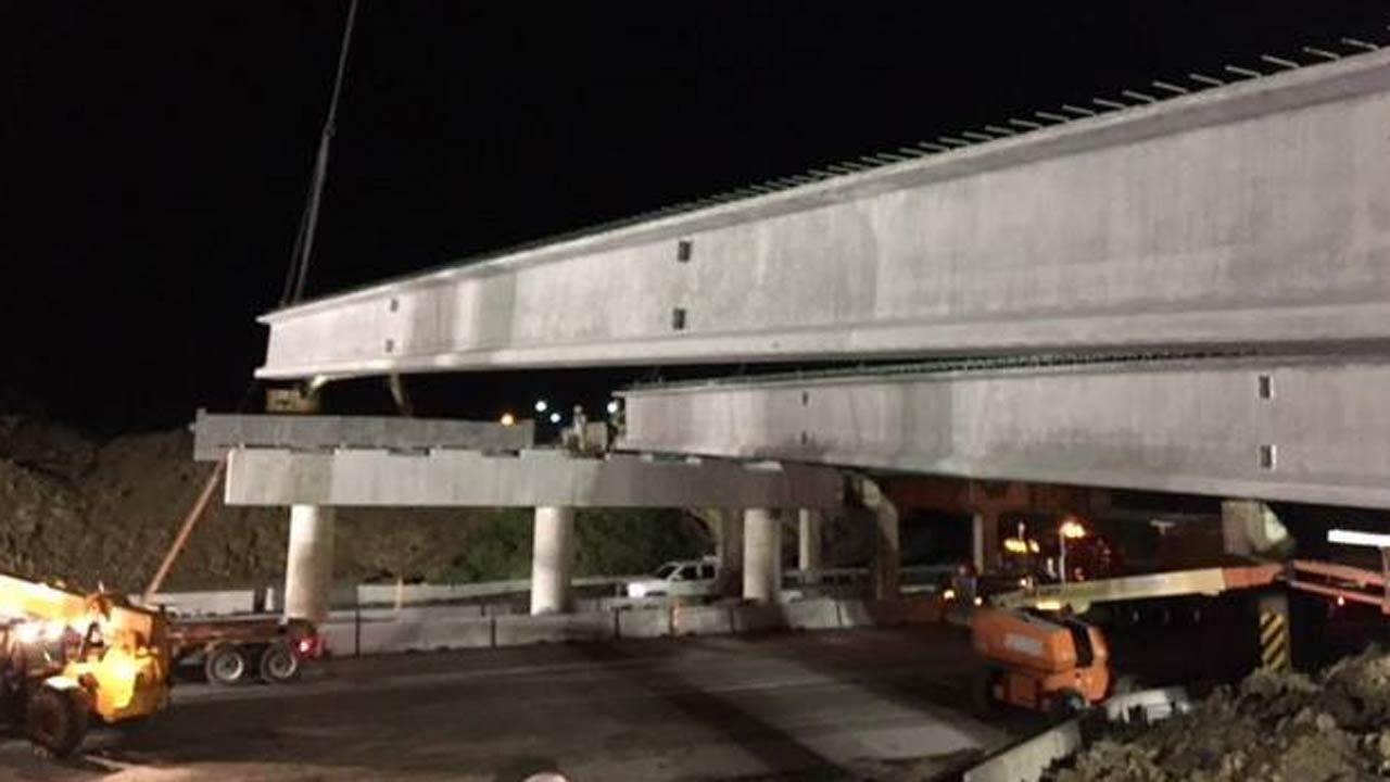 Turner Turnpike To See Overnight Lane Closures This Week