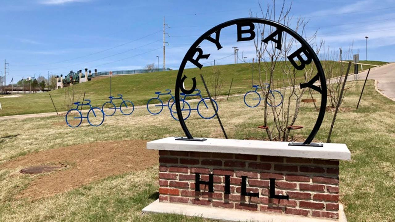 'Cry Baby Hill' Plaza To Open Ahead Of St. Francis Tulsa Tough Races