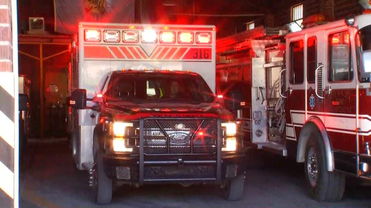 Nowata FD Questioning Why Ambulance Wasn't Dispatched To Injury Crash