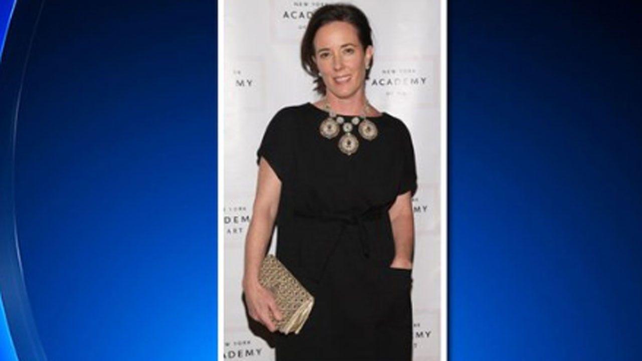 Officials: Designer Kate Spade Found Dead In Apartment