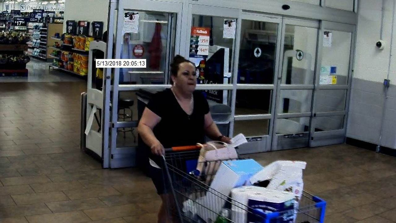 Police Seek To ID 3 In Tulsa Theft Investigation