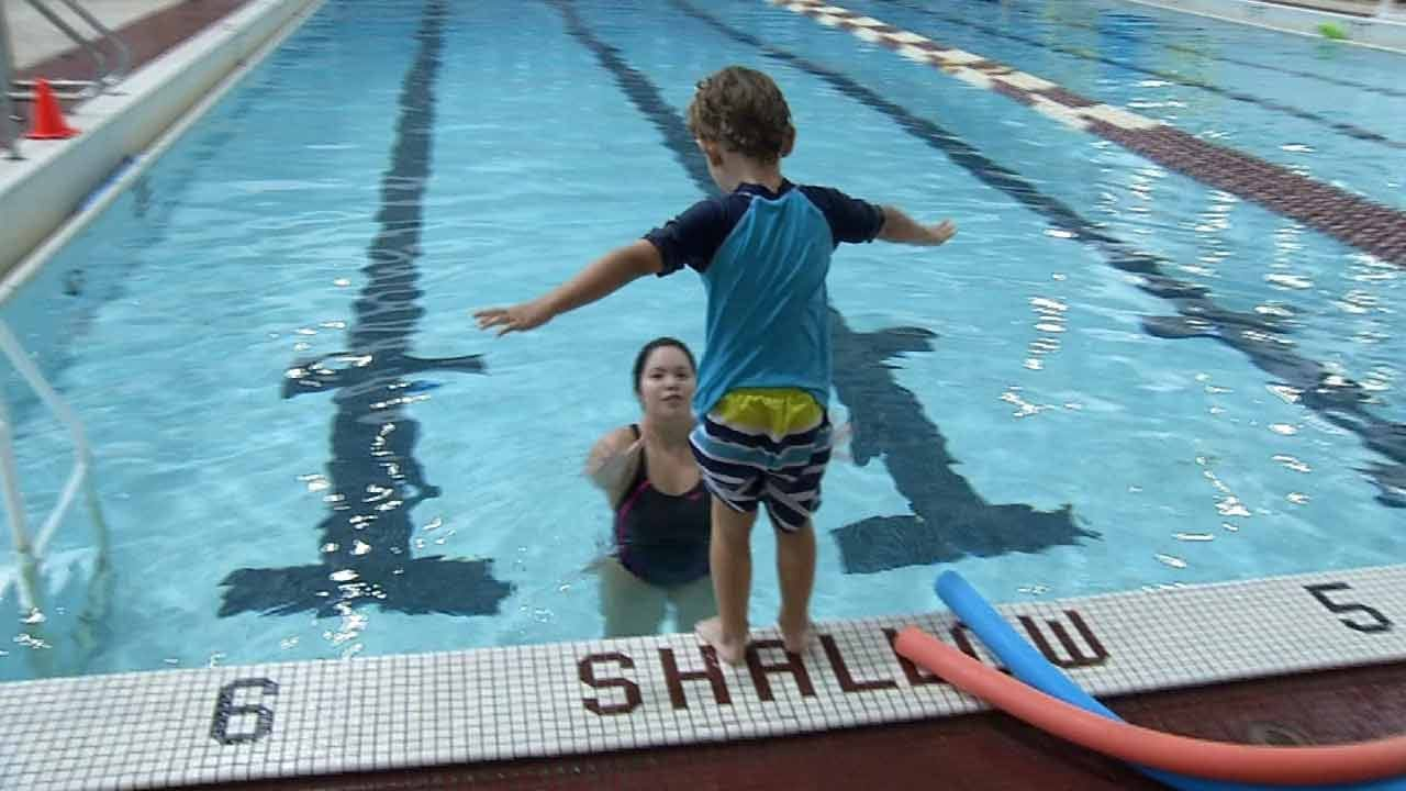 Oklahoma Expert Urges Importance Of Children Learning To Swim