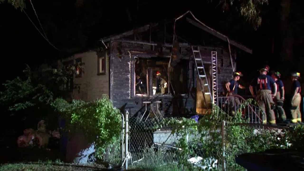 Two Women Killed In Tulsa House Fire Identified