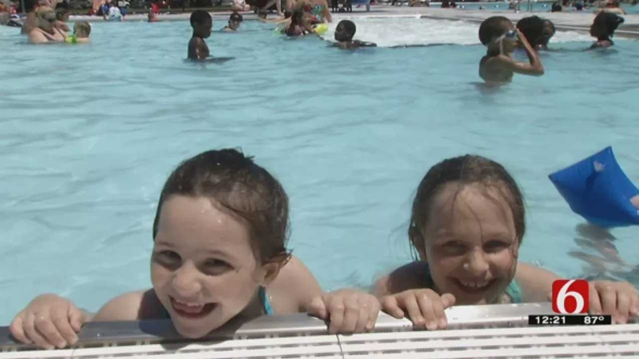 Water Safety For Kids Up To Adults, Tulsa Doctor Says
