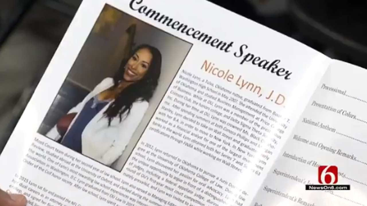 Booker T. Washington Grad 'Proving The Possible' In Male-Dominated Profession