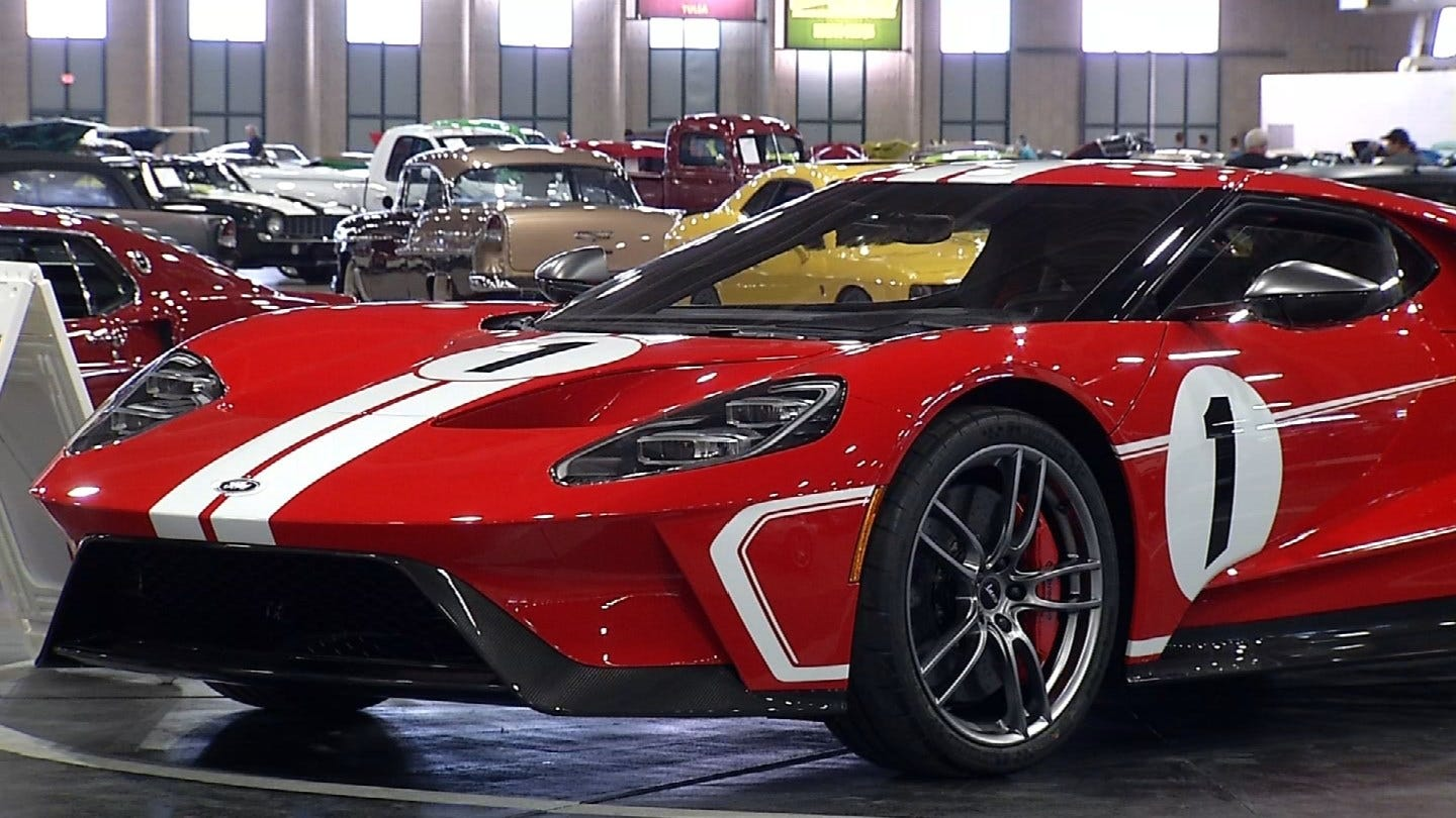Over 500 Vehicles For Auction At River Spirit Expo