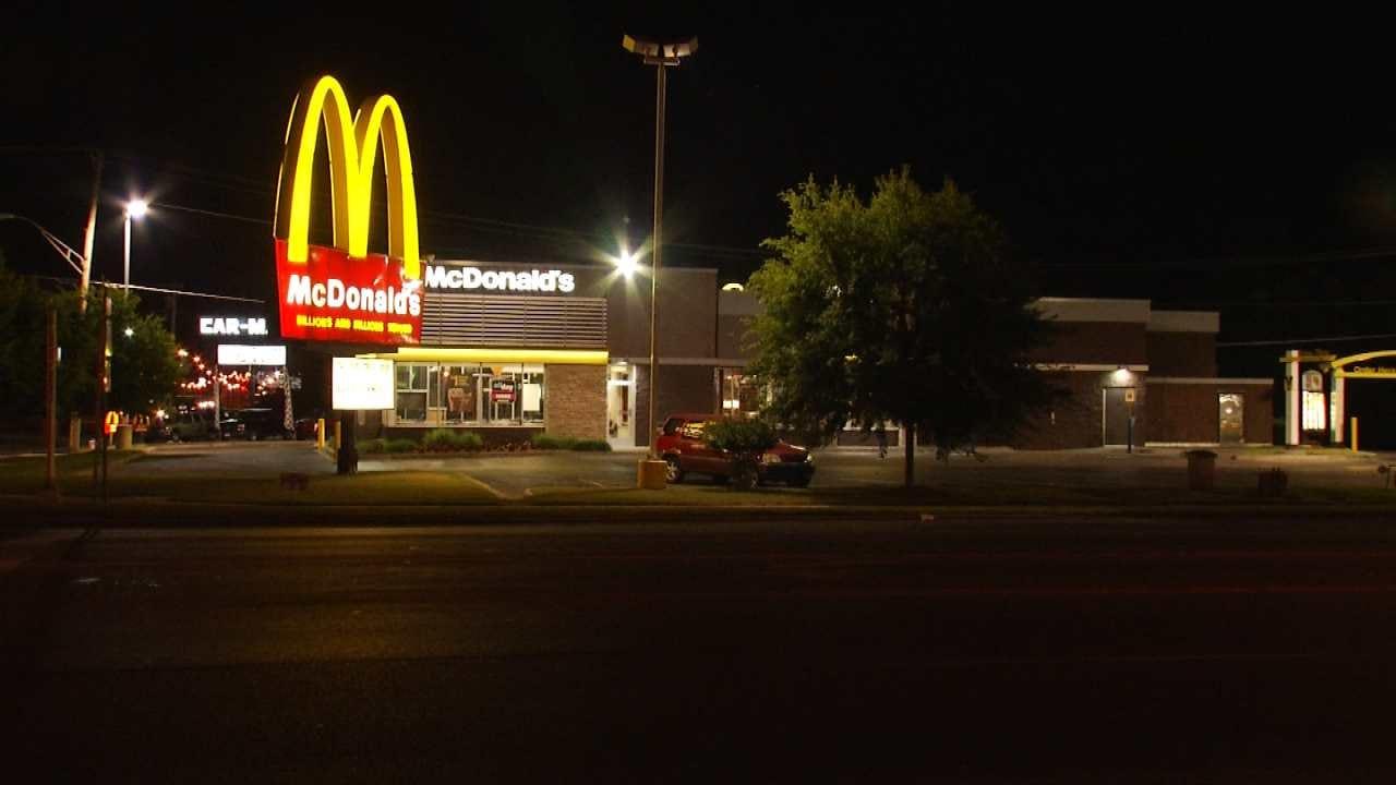 Police Respond To Disturbance At Sapulpa McDonalds