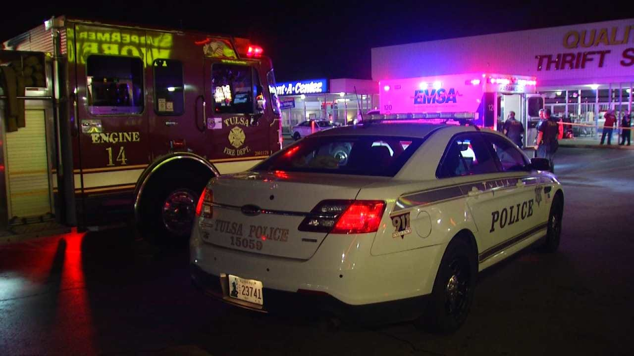 Tulsa Police: Man Stabbed Trying To Break Up Fight