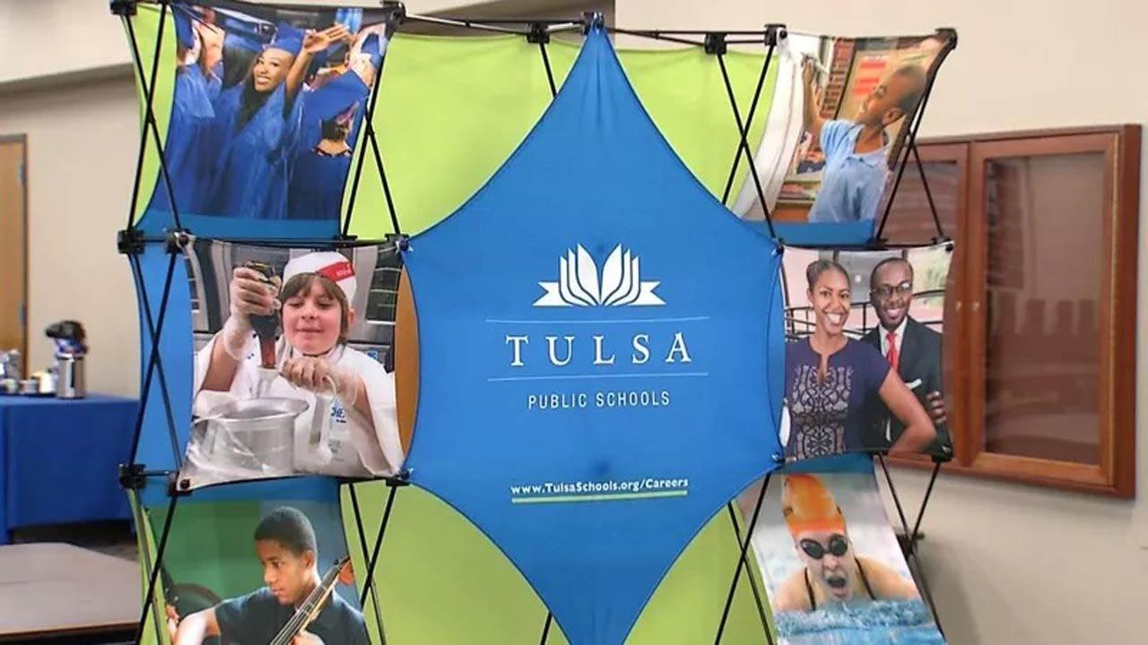 Tulsa Public Schools Holding Career Fair