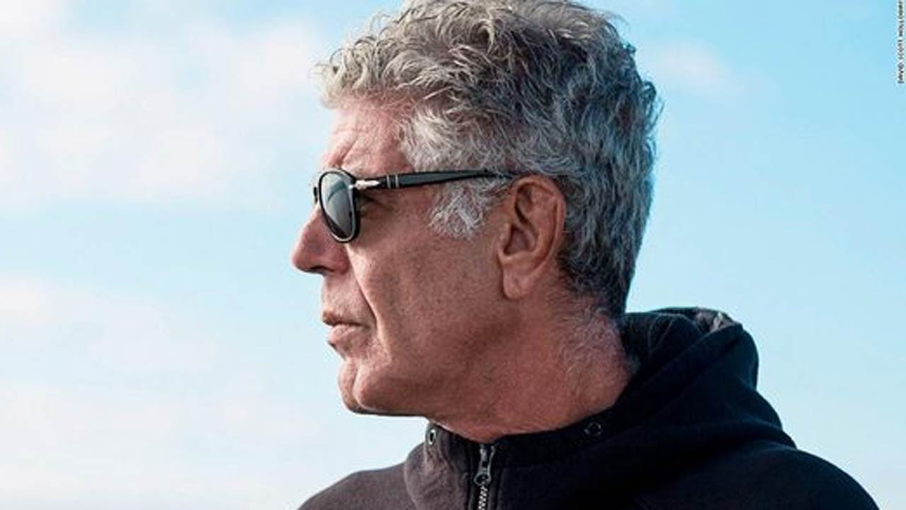 Anthony Bourdain, Celebrity Chef Dead In Apparent Suicide