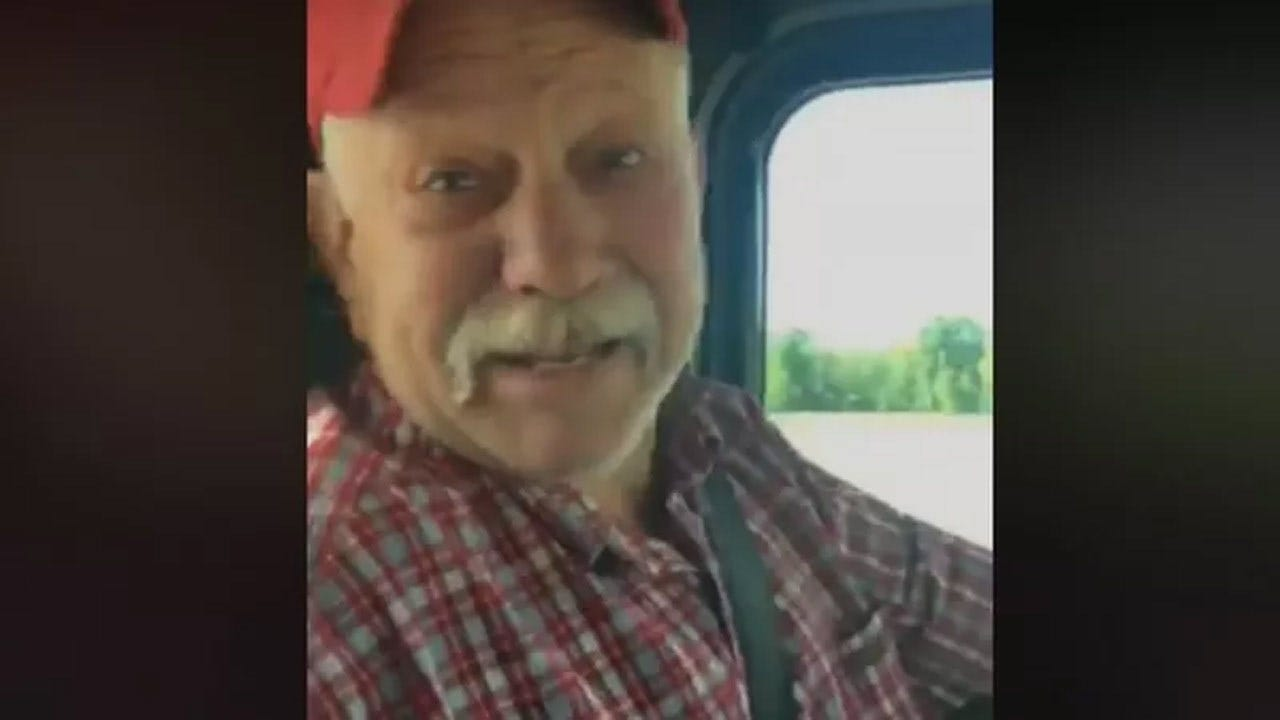 Oklahoma Truck Driver Who Shared His Last Ride With Millions Dies