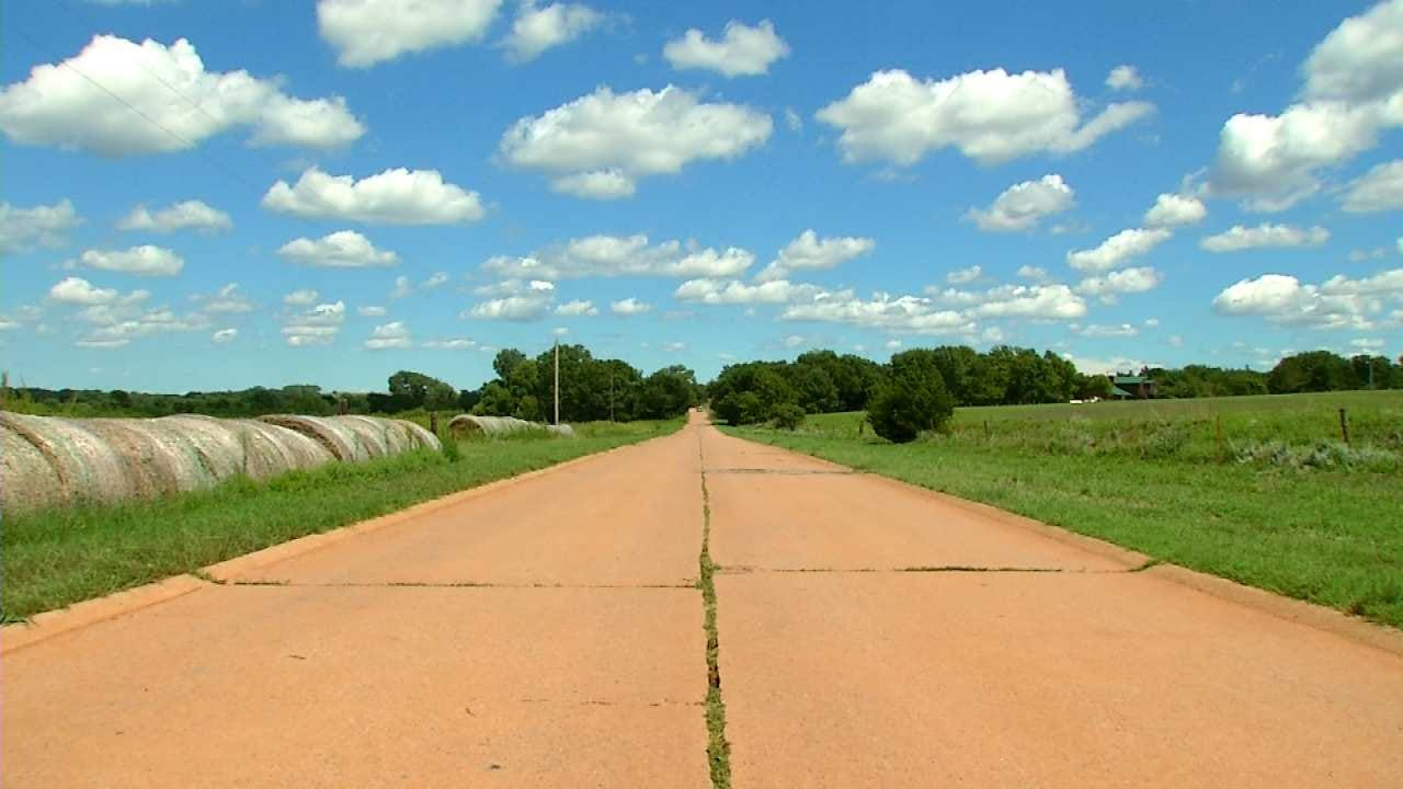 Thousands Hit Oklahoma's Route 66 For Adventure
