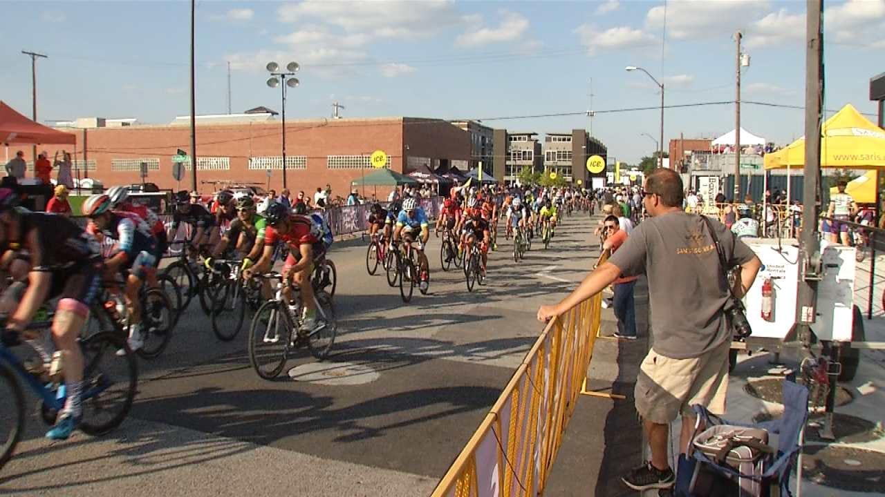 Three Days Of Tulsa Tough Kicks Off Friday
