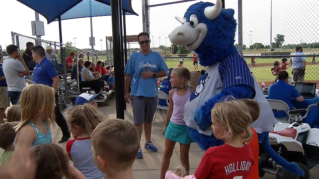 Tulsa Drillers Host Takeover Event With Bixby Little League Team
