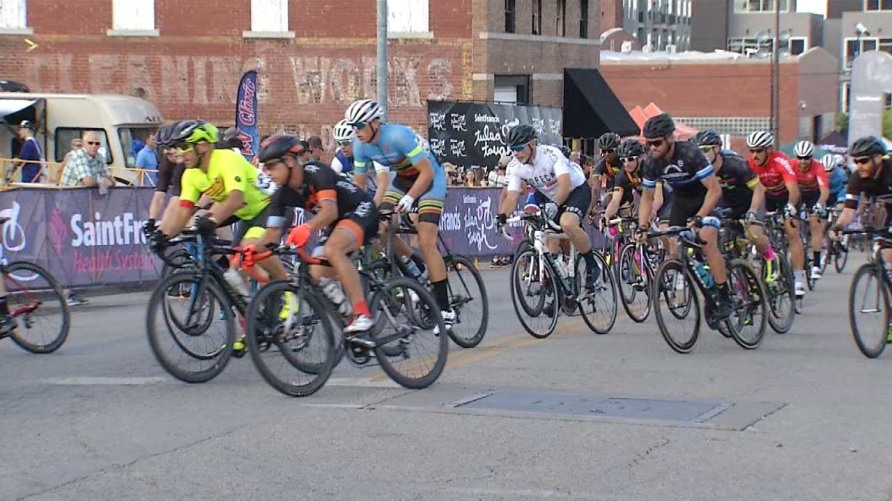 Tulsa Tough Kicks Off Friday With Some Route Changes