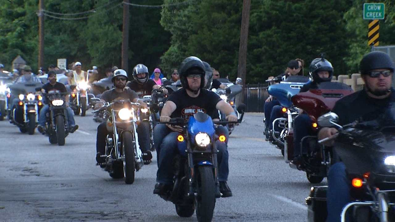 Tulsa's Annual Brookside Rumble And Roll