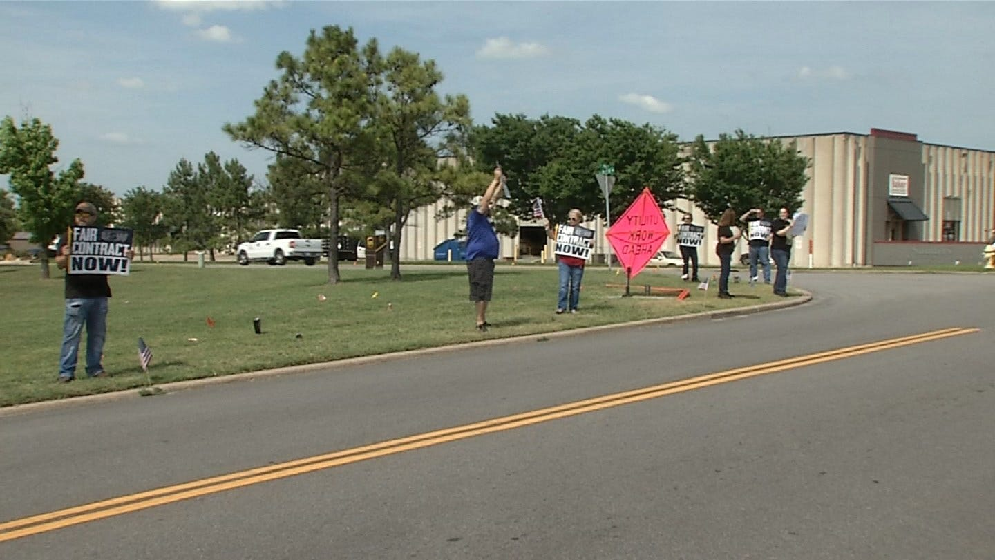 Workers At Tulsa's BS&B May Go On Strike