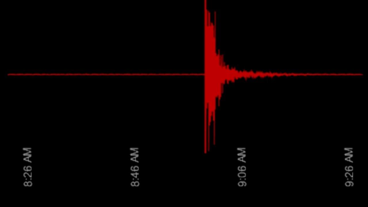4.4 Magnitude Earthquake Near Cherokee