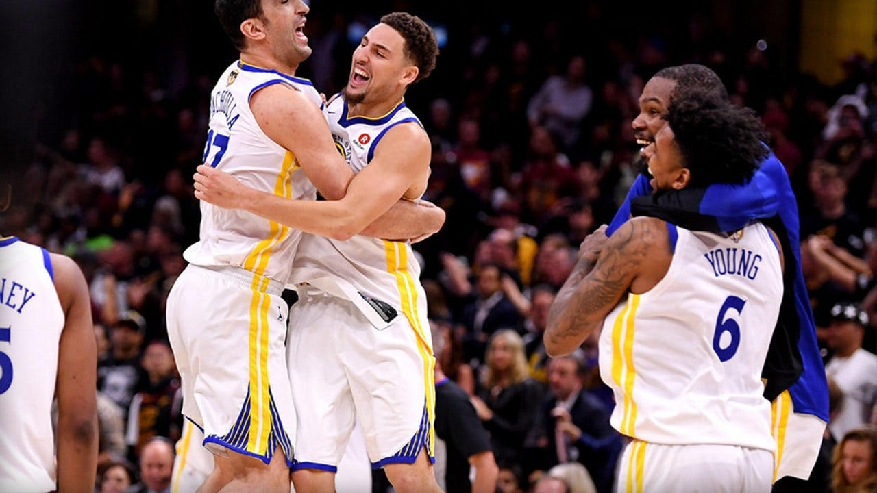 Golden State Warriors Defeat Cleveland Cavaliers To Win Third NBA Championship In 4 Years