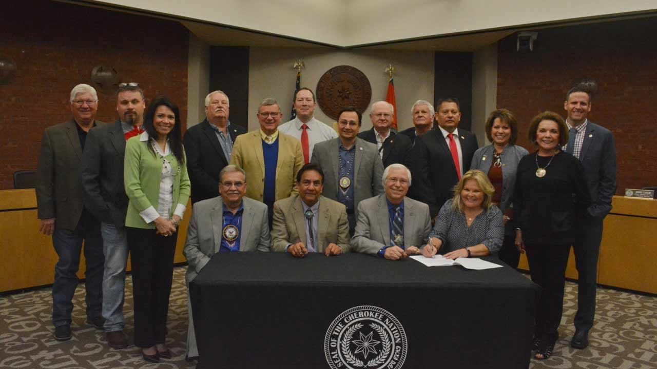 Cherokee Nation Approves Raises For Certified Teachers