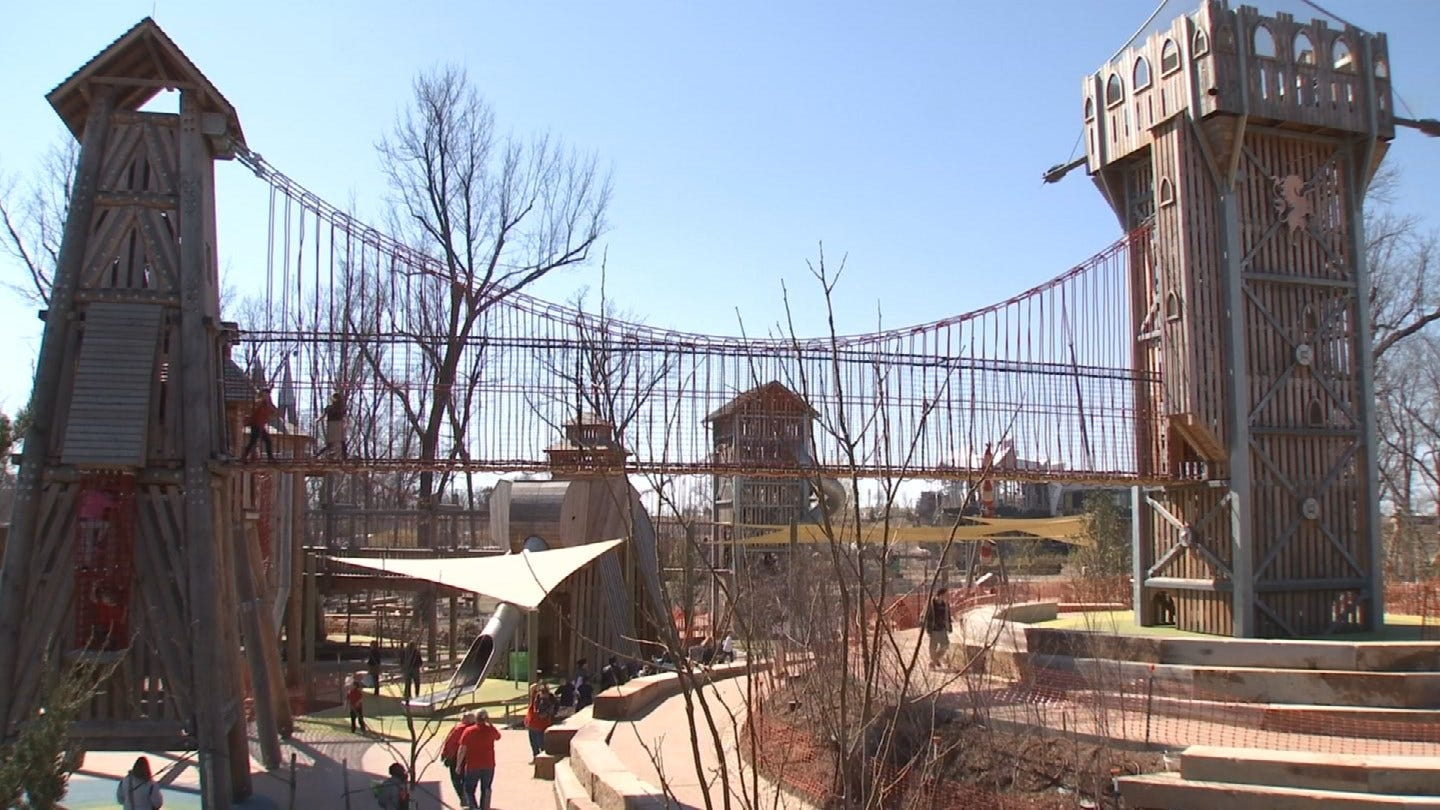 Gathering Place Tours Are Winding Down As Construction Continues