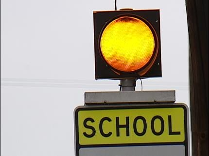 Glenpool Student Arrested After High School Walkout