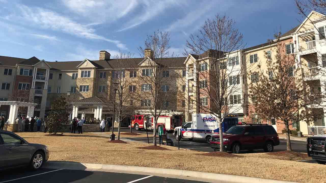 Fire Prompts Evacuations At Tulsa Retirement Community