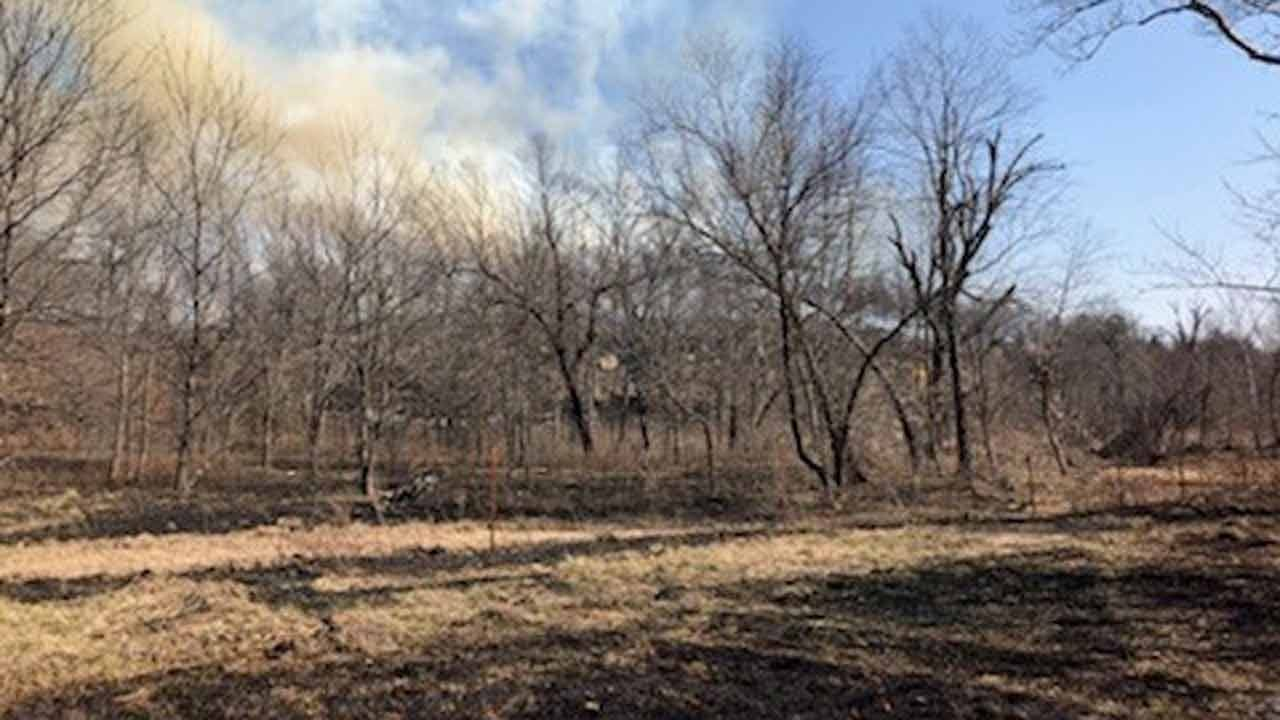 OK Forestry Services Sending Aircraft To Osage County Fire
