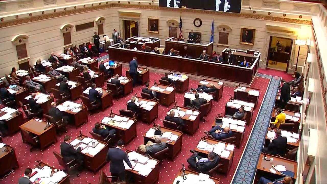 Teacher Pay Raise Fails In Oklahoma Senate Vote
