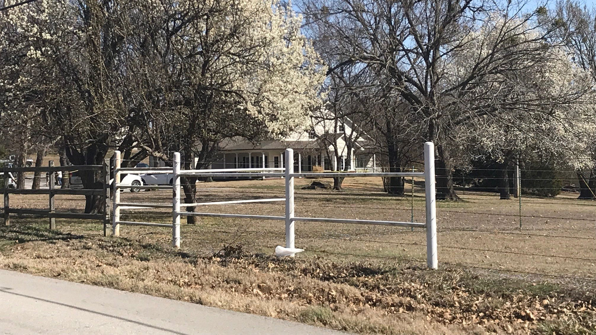 Bodies Of Husband, Wife Found In Rogers County Home