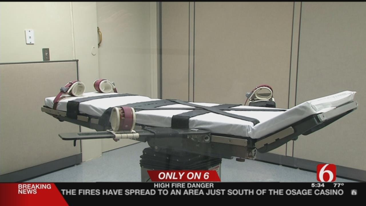 Family Of Oklahoma Murder Victims Says Execution Will Bring Justice