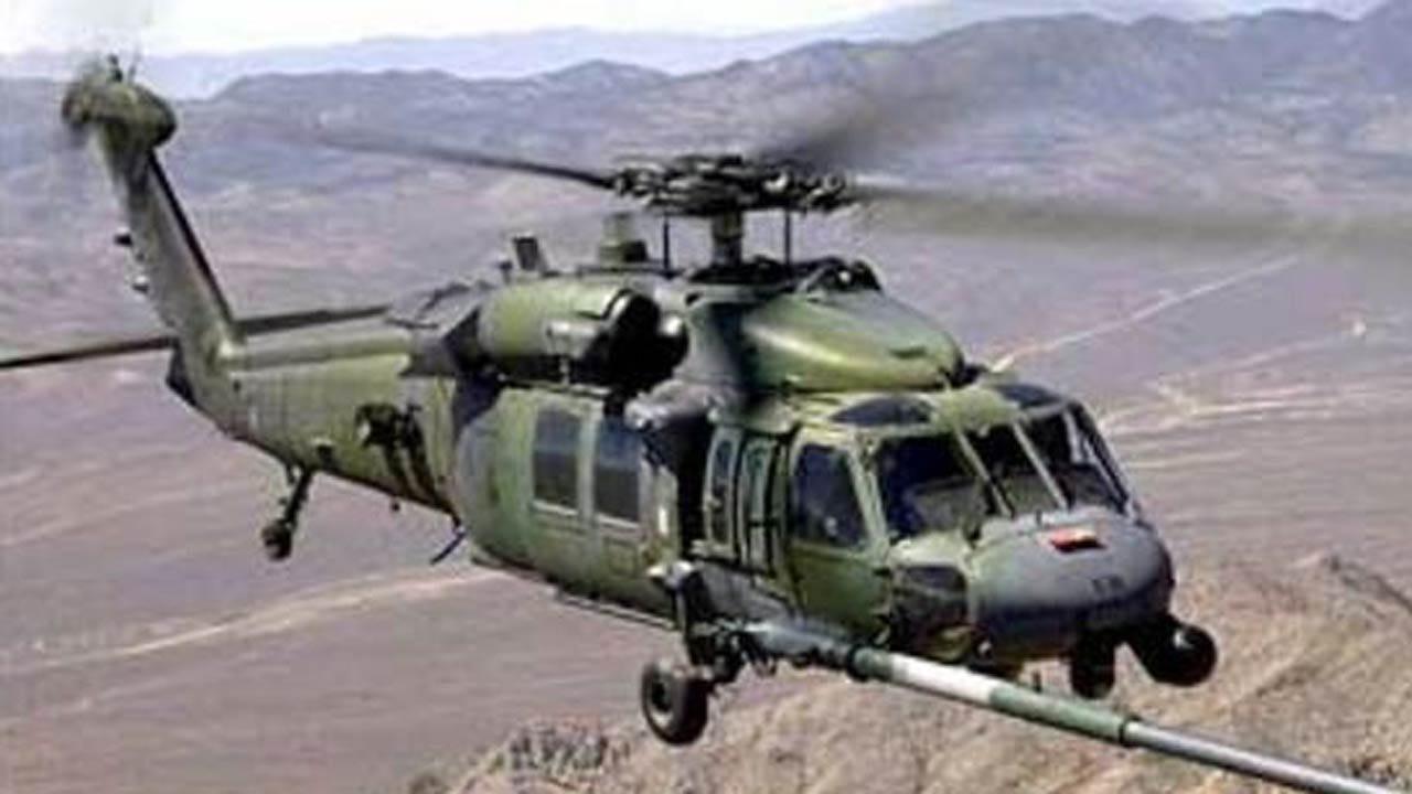 U.S. Military Chopper Crashes In Iraq, Killing All On Board