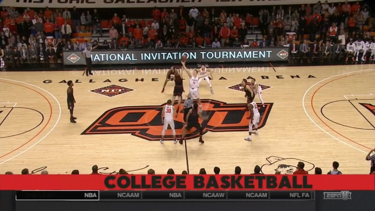 Cowboys Face Stanford In Round 2 Of NIT