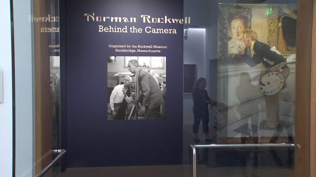 Gilcrease Museum Hosts Norman Rockwell Exhibit