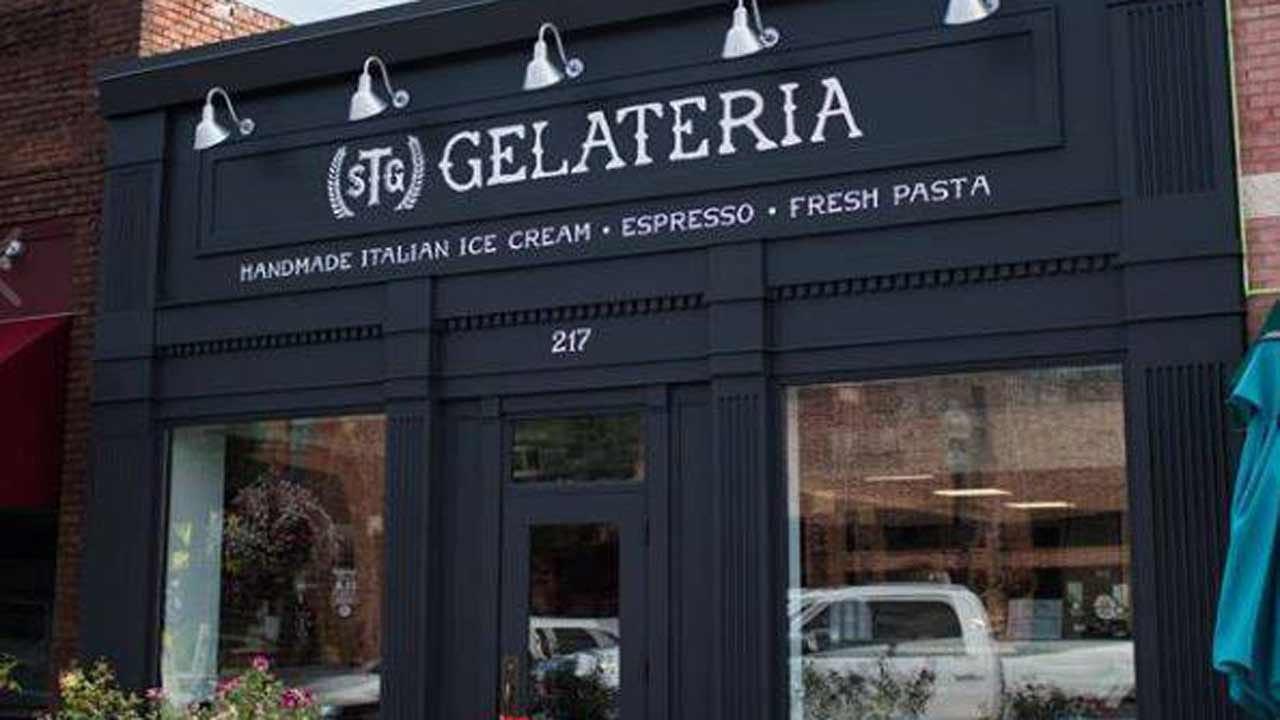 STG Gelateria Opening On Cherry Street