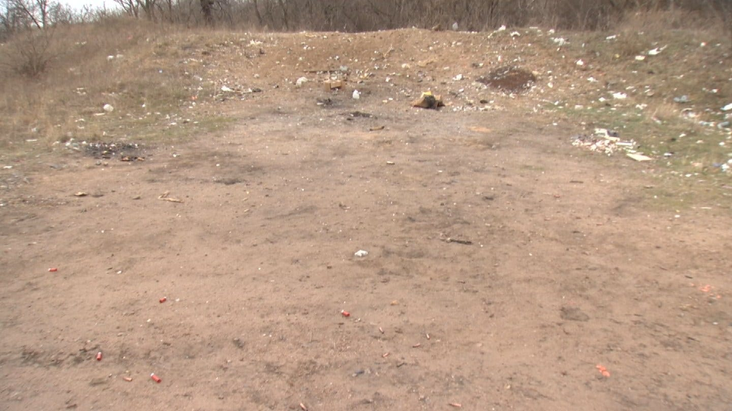 """""""Stray Bullets Are Coming From Everywhere,"""" Say Some Concerned Sand Springs Residents"""