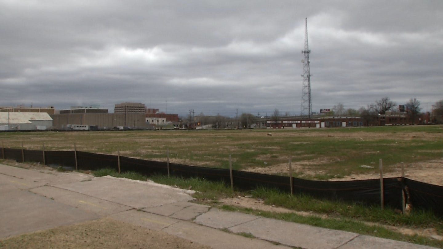 Tulsa County Commissioners Vote On 99 Year Lease Of Land To Iron Gate