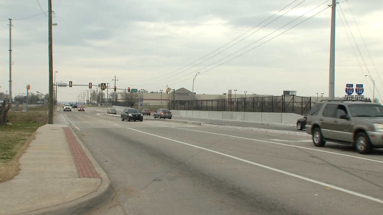 Work Begins On Two Tulsa Street Projects