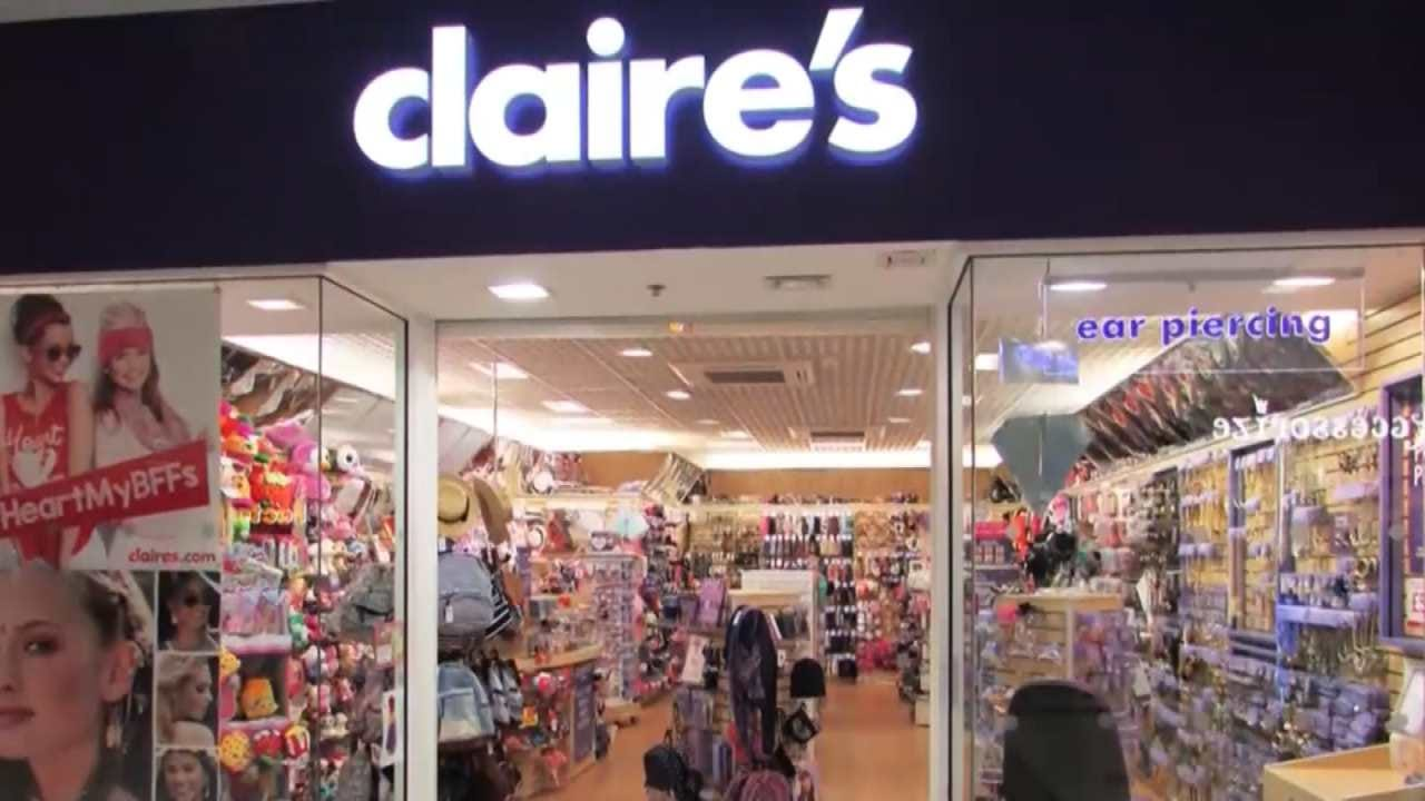 Claire's Files For Bankruptcy Protection