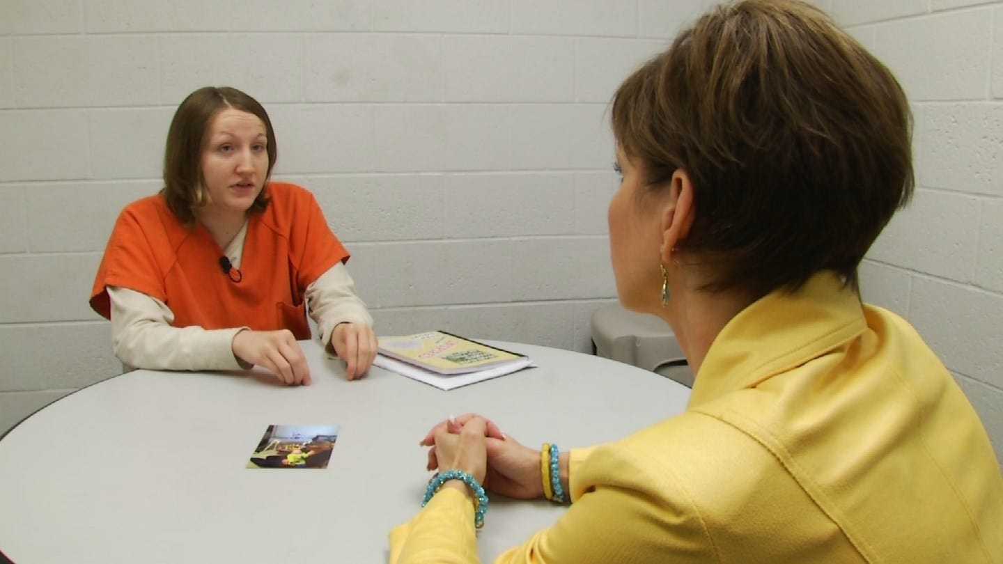 Exclusive Jailhouse Interview With Mother Convicted Of Murdering Her Child