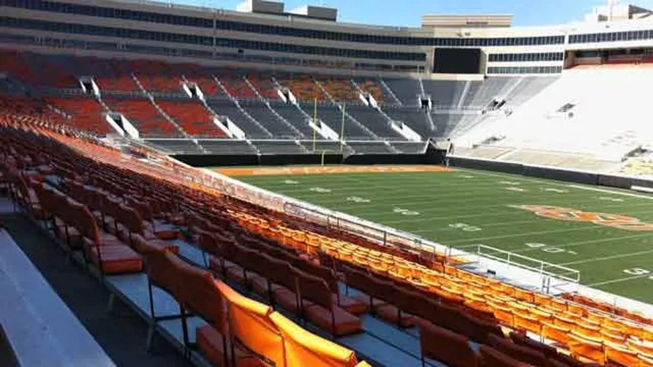 Active Shooter Exercise Held At OSU's Boone Pickens Stadium
