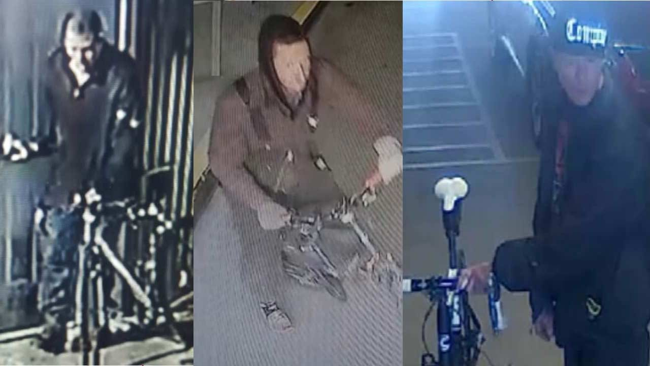 Bike Thefts On The Rise In Downtown Tulsa